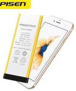 Thay pin Pisen iPhone Dung Lượng Chuẩn