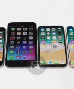 Màn Hình iPhone Thay Đổi Như Thế Nào Qua Các Dòng Máy