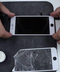 Địa Chỉ Chuyên Thay Mặt Kính iPhone 7 Plus Bị Bể Tp.HCM